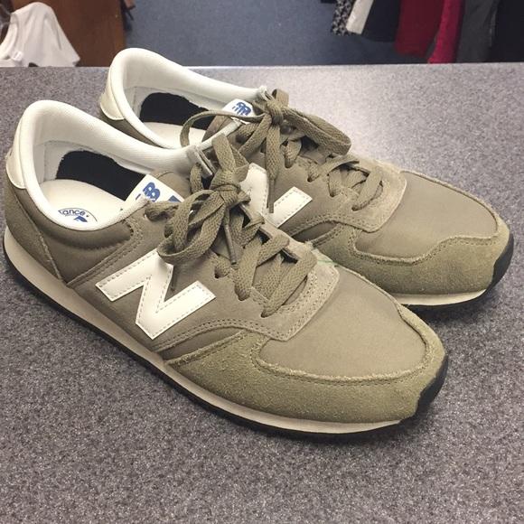 Shoes | New Balance MensWomens U420J Running Shoes Covert Green (342)